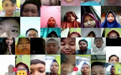 Silaturahmi Online Idul Fitri 1441 H