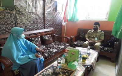 Kunjungan dan Supervisi Pengawas Pendidikan Agama Islam